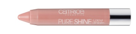 Catrice Pure Shine Colour Lip Balm _open