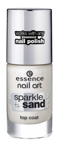 essence sparkle sand top coat 24