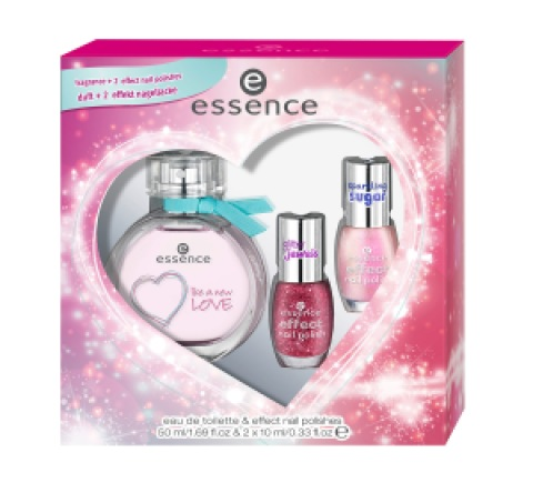 essence fragrance set 06 new love xmas set
