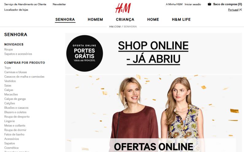 hm online