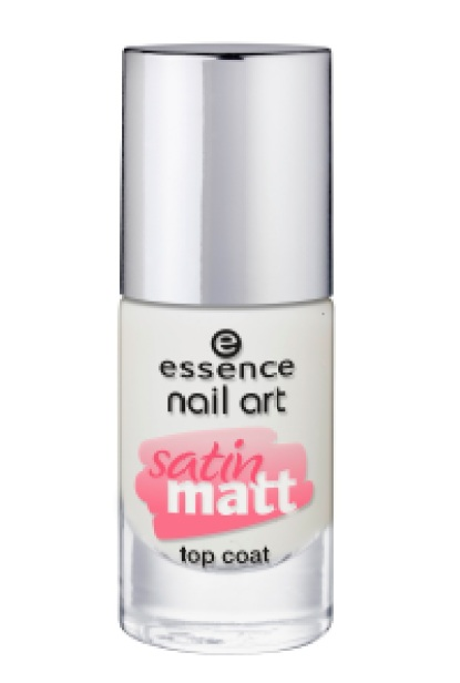 essence nail art satin matt top coat 26