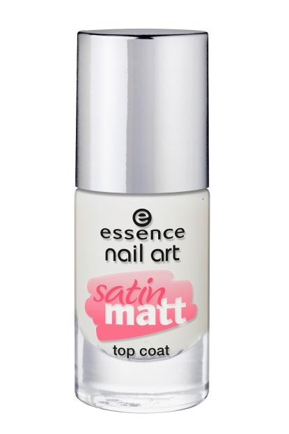 essence nail art satin matt top coat 26