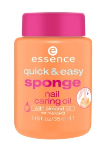 essence Quick&Easy Sponge Nail Caring Oil