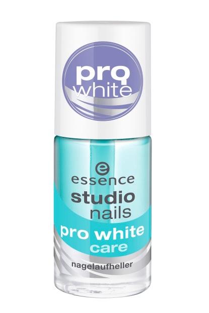essence studio nails pro white care
