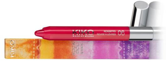 Kiko Boulevard Rock Rock Idol Lipstick   x Mylittlebeaute
