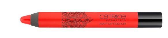 Nomadic Traces Matt Lip Colour- open