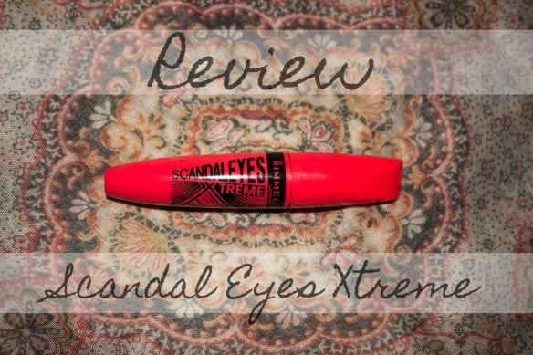 cc8f819fe52 [Review] RIMMEL LONDON   Scandal Eyes Xtreme – Máscara de pestanas. Se já  me seguem há algum tempo ...