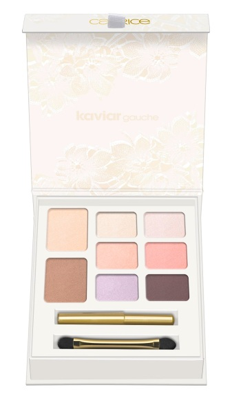 Catrice Kaviar Gauche For Catrice Gilding Eye and Face Palette