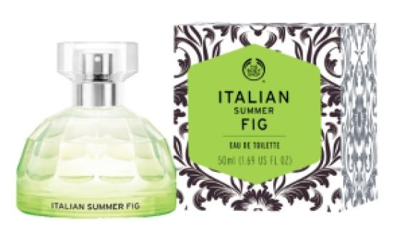 1040786 Italian Summer Fig Eau De Toilette 50ml
