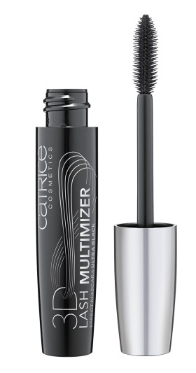 Catrice 3D Lash Multimizer Effect Mascara Ultra Black 010 Ultra Black