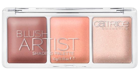 Catrice Blush Artist Shading Palette 010 Bronz clat
