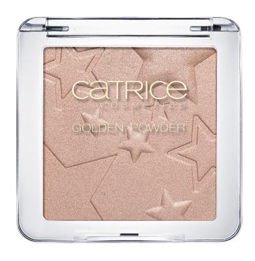 Catrice Treasure Trove Golden Powder