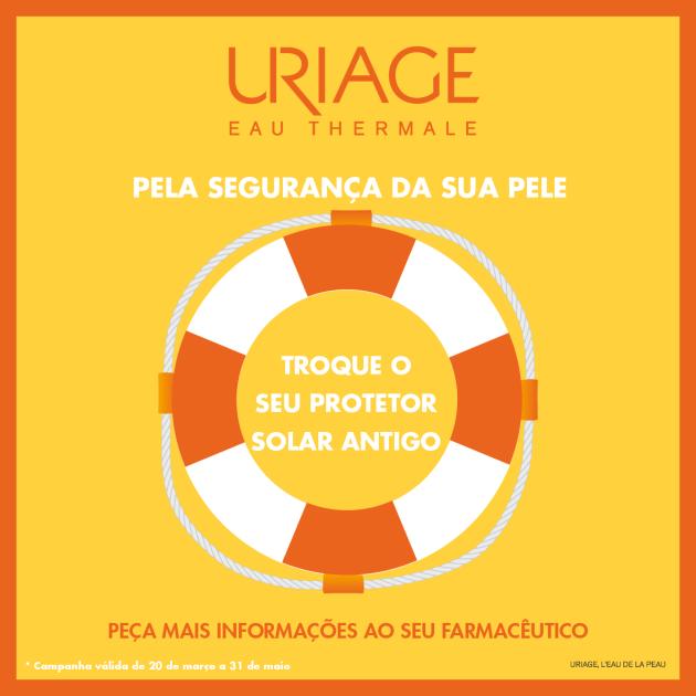 Uriage Acao Especial -Troque o seu Protetor Solar 2