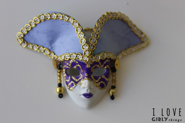 iman mascara veneza
